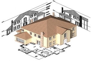 3d Exterior Home Design 3d Exterior Models Design In