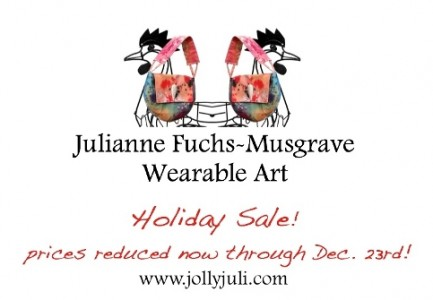Julianne Fuchs-Musgrave Holiday Ad