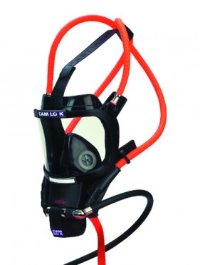 FAST-mask - a new positive pressure breathing apparatus