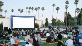 San Diego Outdoor Inflatable Movie Rentals Screen Projectors Rental Equipment
