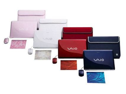 Sony Vaio Laptops – Free with Contract Mobile Phones