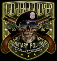 Military Police T Shirt Designs