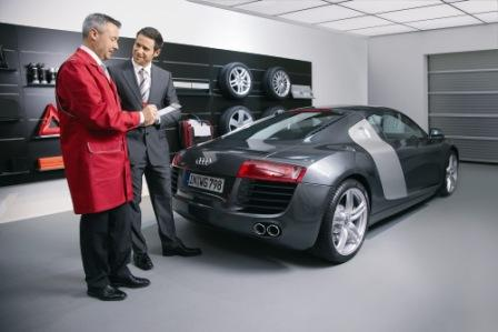 Audi Launches Extended Warranty For Middle East TactiX PRLog - Audi warranty