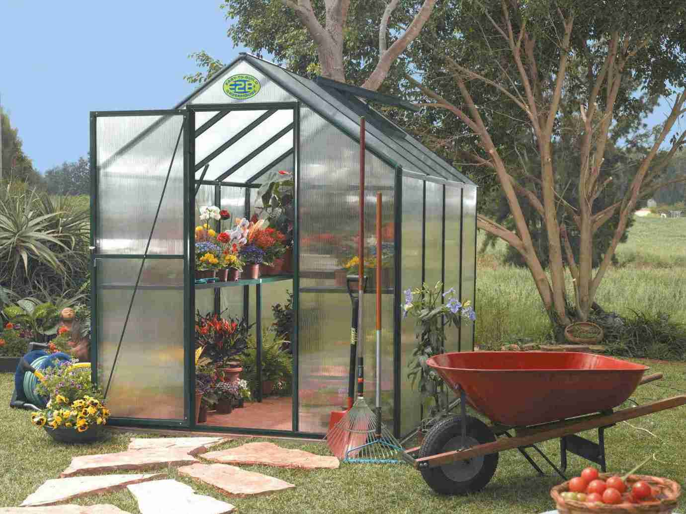 BestGardenGifts.com has a wide selection of garden greenhouses for sale.