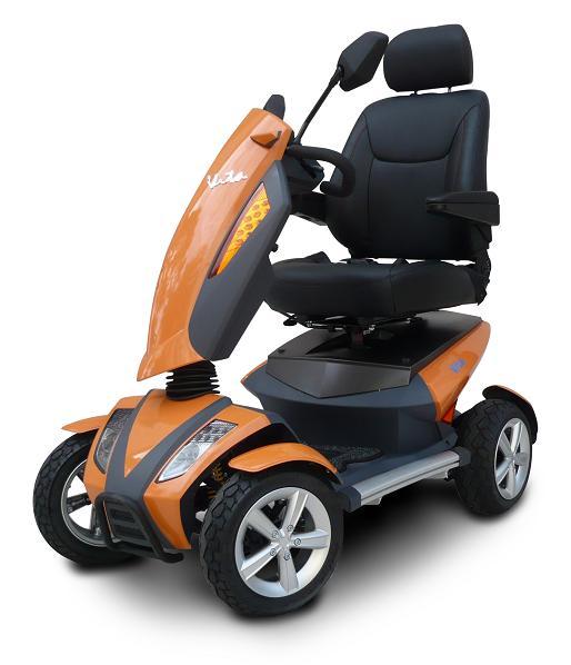 EV Rider Vita 4 wheel mobility scooter