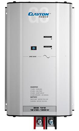 Sine Wave Inverter - Clayton Power G3