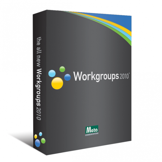 Workgroups 2010 suite