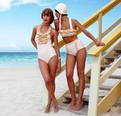Marysia Swim - Ballerina inspired swimwear!
