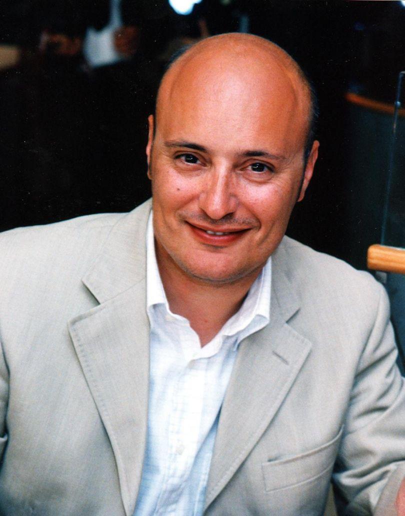 Fabrizio Cardinali, of Giunti Labs.