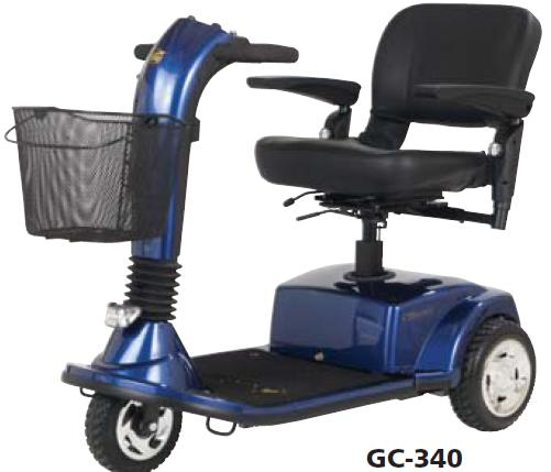 Golden Companion mobility scooter