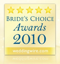 WeddingWire Bride's Choice 2010-Kevin Jacobus Photography