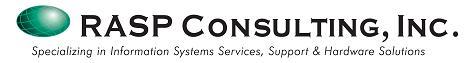 RASP Consulting, Inc. logo