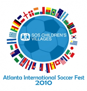 Atlanta celebrates the 2010 FIFA World Cup South Africa   International Soccer Logos