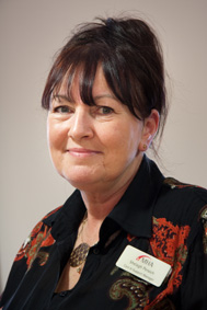 Care Manager at Adlington House, Shelagh Persich