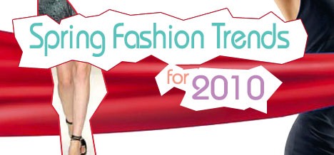 2010 Spring Hairstyle Trends - Beauty & Fashion Articles & Trends
