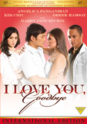 I Love You, Goodbye on DVD available on www.starrystarry.com