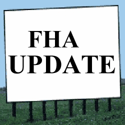 Wisconsin and Florida FHA Update