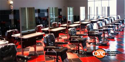 Barber Classes : Oklahoma Technical College Barber School