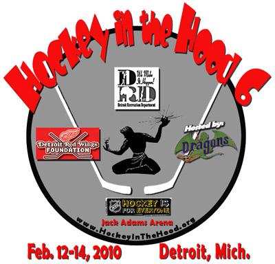 Hockey in the Hood 6 logo