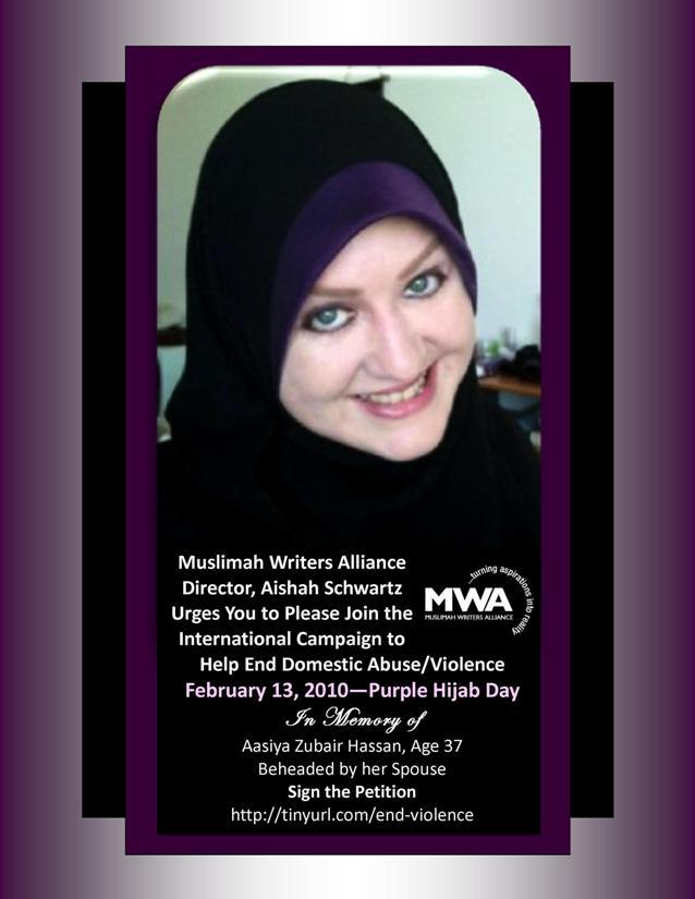 Pink Hijab Day Handout