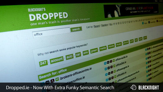 dropped.ie helps people find domains easily