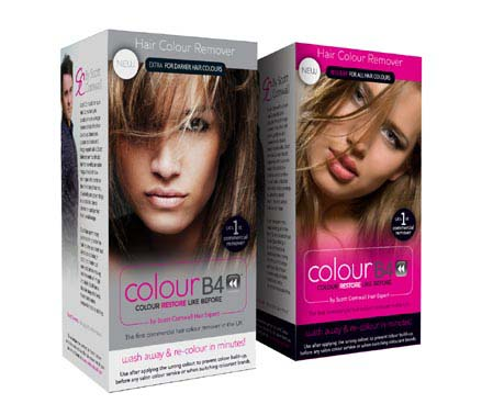 4 x La Riche Directions Semi-Perm Hair Colour White Toner Colour b4 for fashion colours