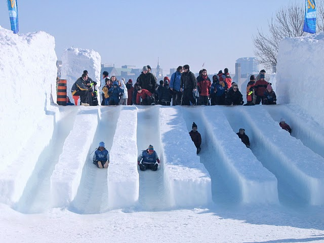 Of 32nd edition of winterlude stay @ the holiday inn in gatineau