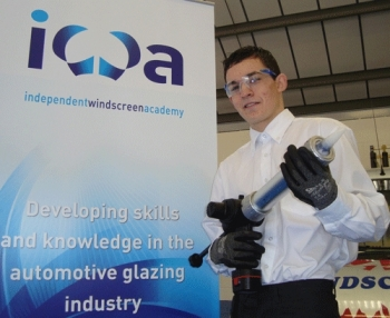 Future's clear for new apprentice Bradley