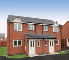 Traditional homes at great prices in great oakley m m s prlog - Osb house building value for money ...