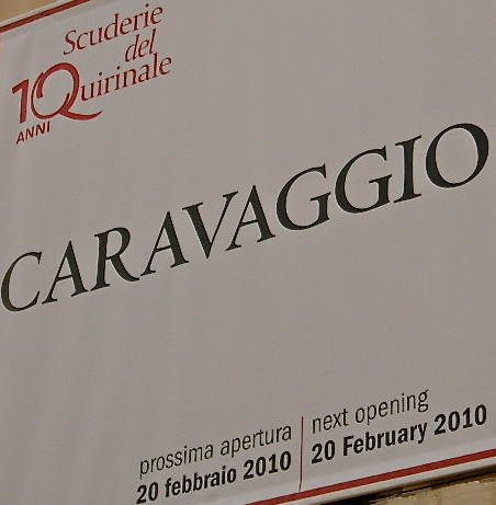 Caravaggio 2010 Rome Exhibition | The Dark Genius of Caravaggio