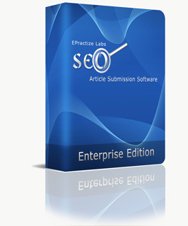 SEO Article Submission Software Enterprise Edition