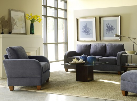 Simplicity Sofas - Assembles in 15 minutes
