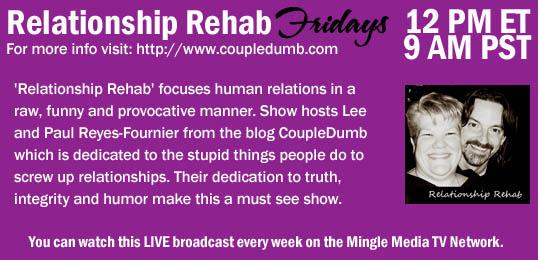 Relationship Rehab on Mingle Media TV