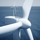 Project certification of offshore wind farms by SGS