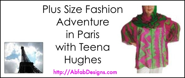 Join Teena Hughes in Paris