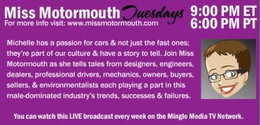 Miss Motormouth Webshow on MMTVN