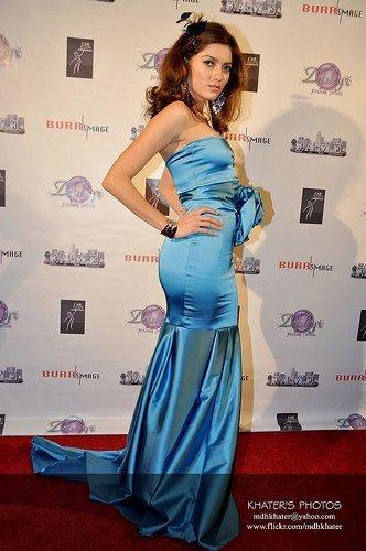Actress Blanca Blanco