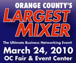 Orange County's Largest Mixer® VII