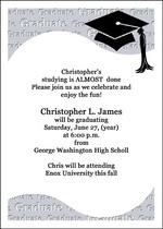 Graduation invitation free invitations graduation and graduation high school graduation invitations filmwisefo Gallery