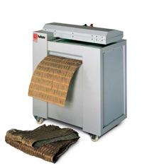 Used Pacmaster S/B Cardboard Shredder