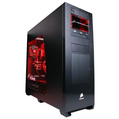 CyberPower Black Mamba