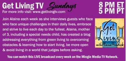 Get Living TV on Mingle Media TV
