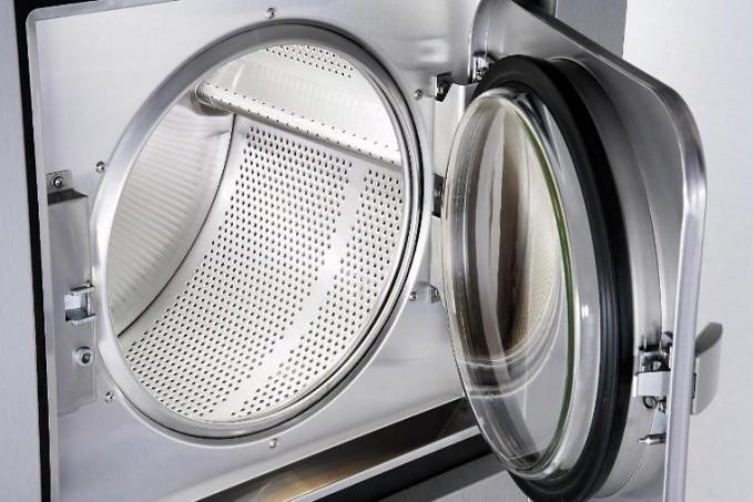 The Advance Laundry System at Sunbury Nursing Home.
