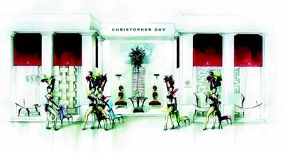 Christopher Guy Showroom