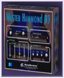 hammond b3 vst