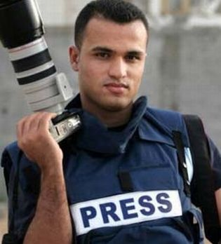 Palestinian journalist Mohammed Omer denied entry to U.S. for scheduled tour.