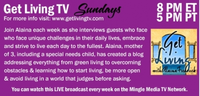 Get Living TV Web Show on Mingle Media TV