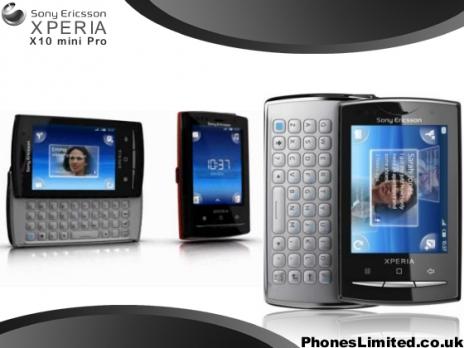 sony ericsson xperia x10 pro price. Sony Ericsson X10 Xperia Mini