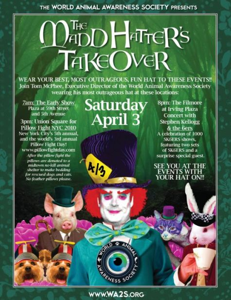 The Maddhatter's Takeover