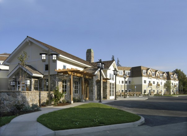 SpringRidge Court assisted living community in Wilsonville, Ore.